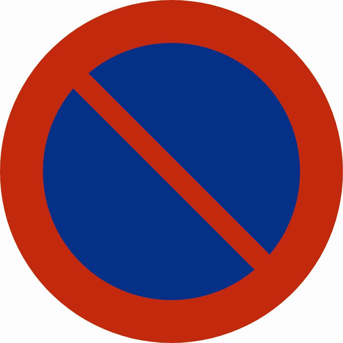 Parkering forbudt underskilt