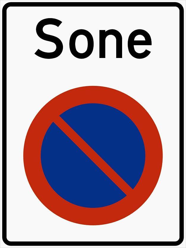 Parkering forbudt skilt regler