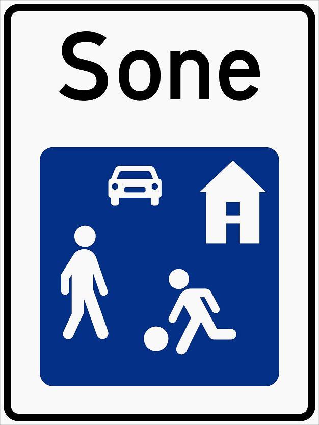 Trafikkregler gatetun