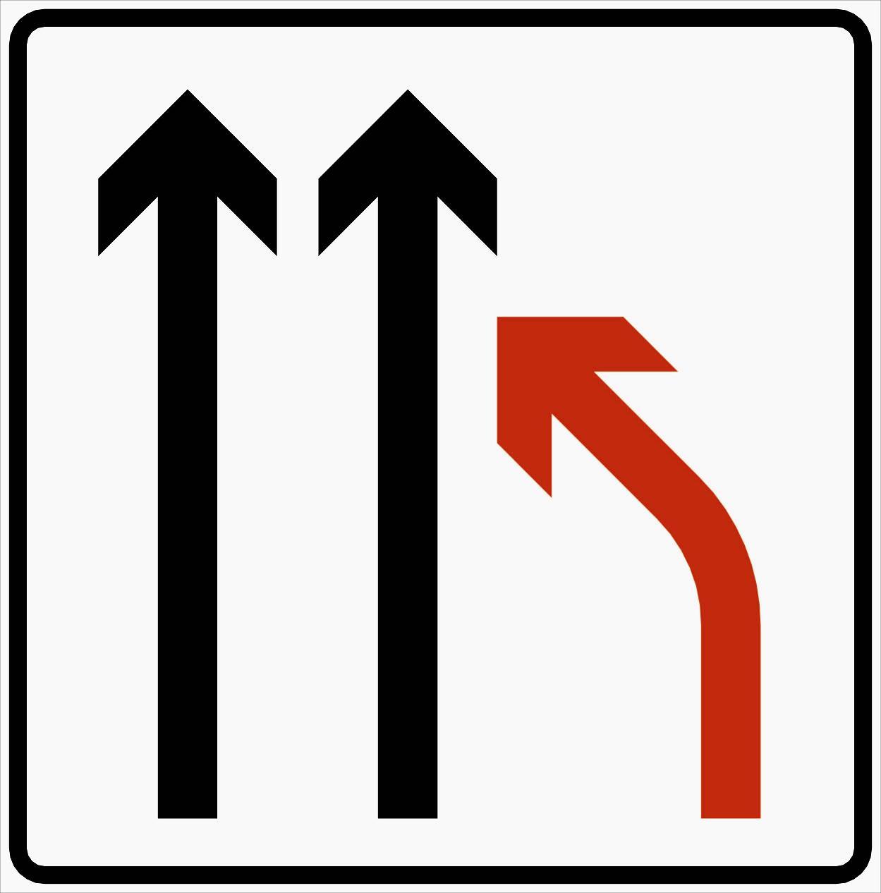 Trafikkskilt forklaring