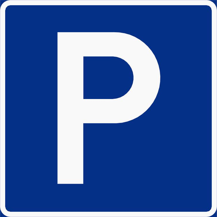Trafikkskilt parkering